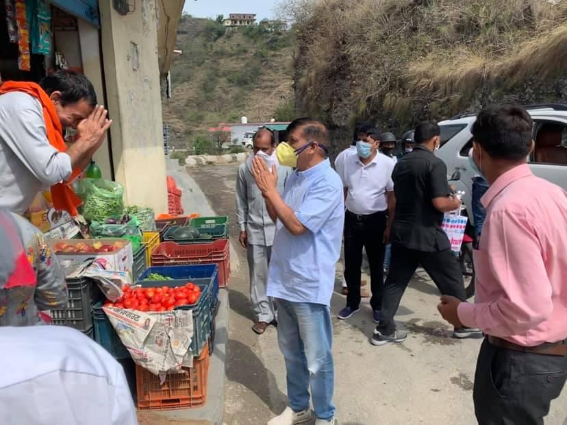 Rajinder Rana helps a lot of poor people