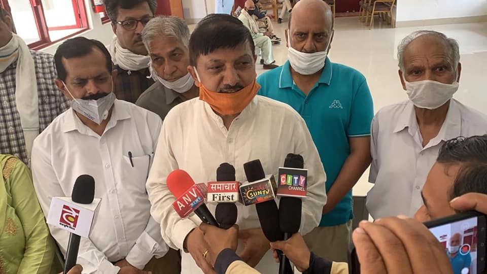 Rajinder Rana is a Founder, and Chairman of SarvKalyan Kari Sanstha