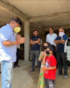 Rajinder rana Respects Children a lot