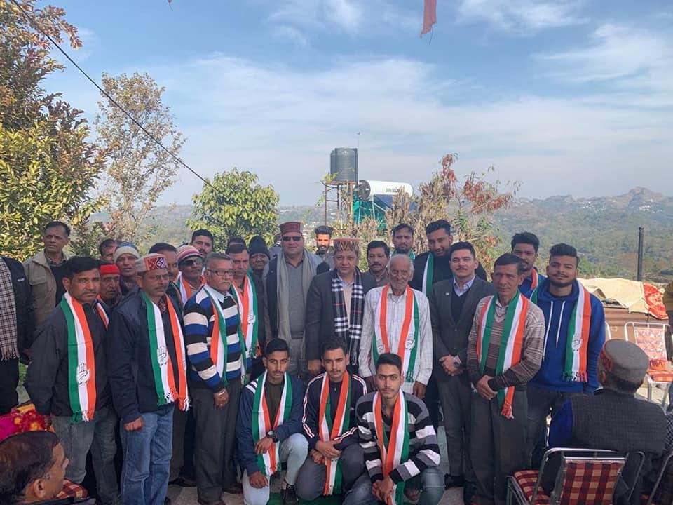 Rajinder Rana Indian Politician Himachal Pradesh